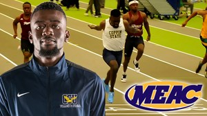 Amoah Named MEAC Track Athlete of the Week