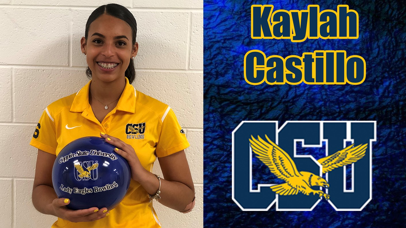 Kaylah Castillo Signs NLI with Bowling